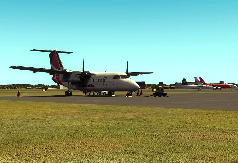 Flyjsim Dash 8 Q 400 Instructions