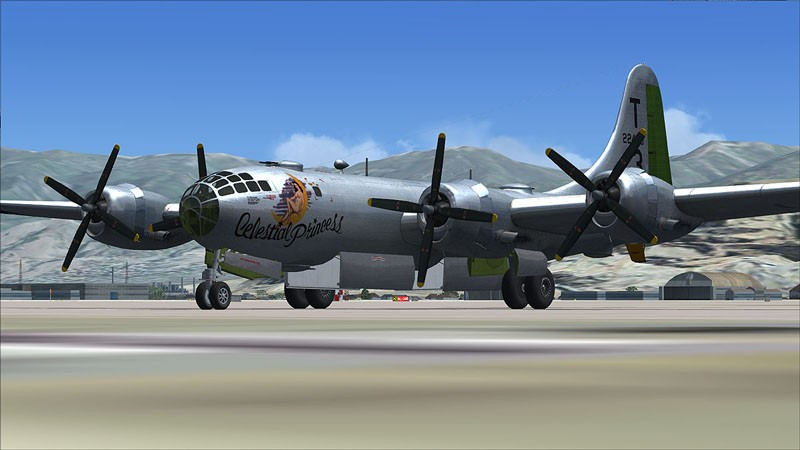 Virtavia B-29 Superfortress for FSX Steam Edition (Base Package)