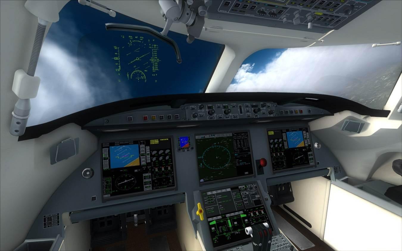 Wilco Falcon 7x Fsx P3d Pc Aviator Australia