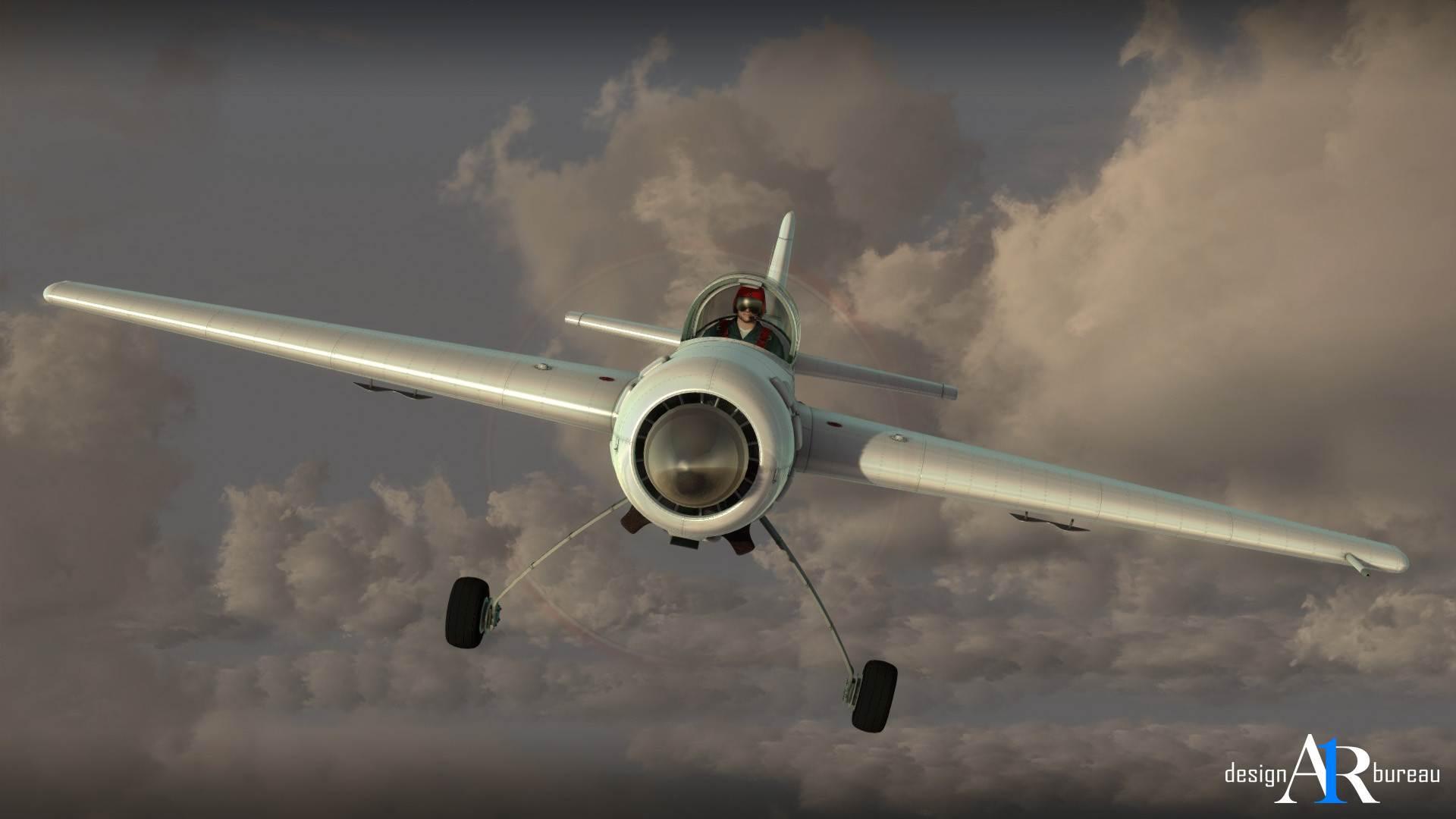 Yak 55 Add On For Flight Simulator