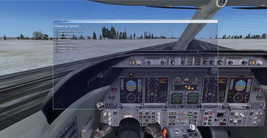 Fs X Planes