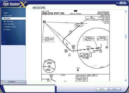 Fsx Mission