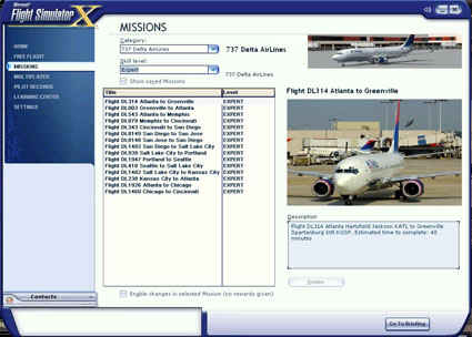 The Blue Moon Temple Mission for FSX
