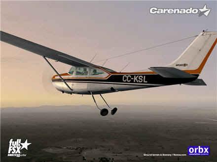 Carenado Cessna Carenado Cessna 182 Skylane ii