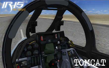 IRIS - Airforce Series - F-14A [FSX]