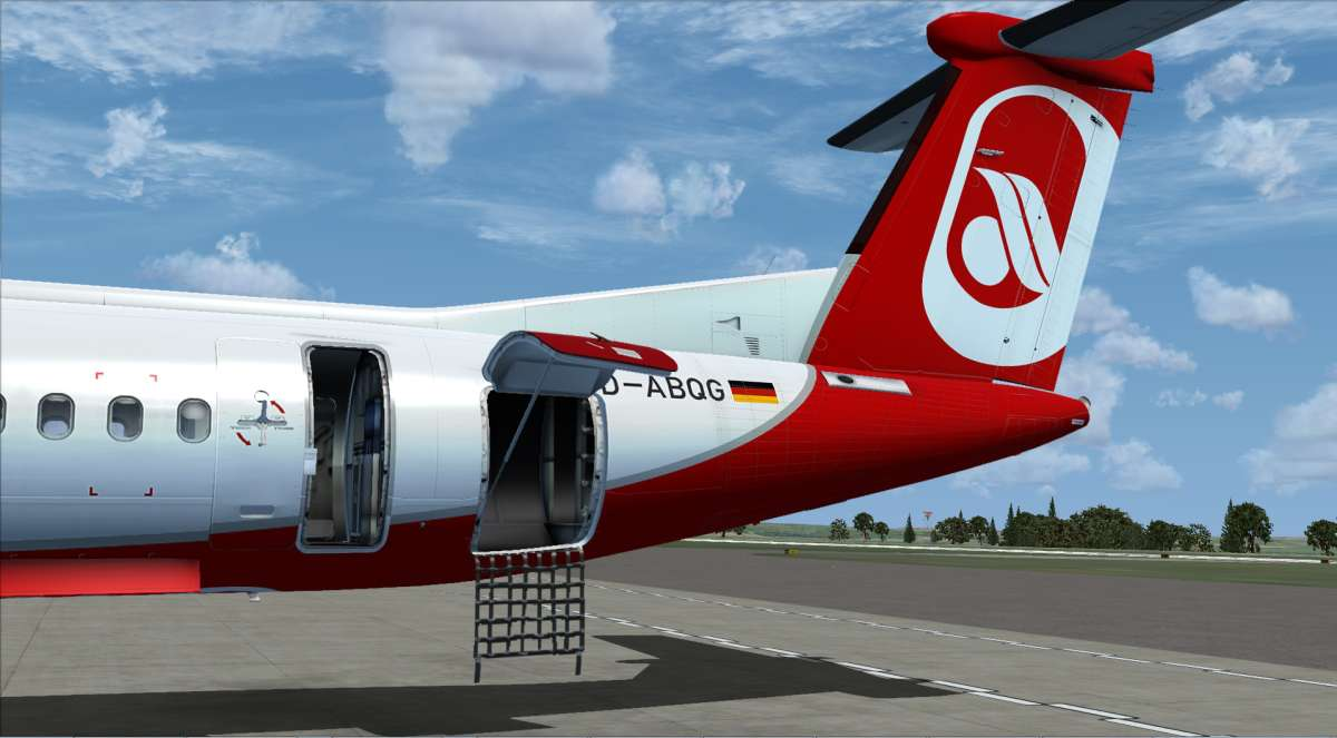 Majestic Software Dash 8 Q400 Pro 64-Bit Edition (P3Dv4 Only)
