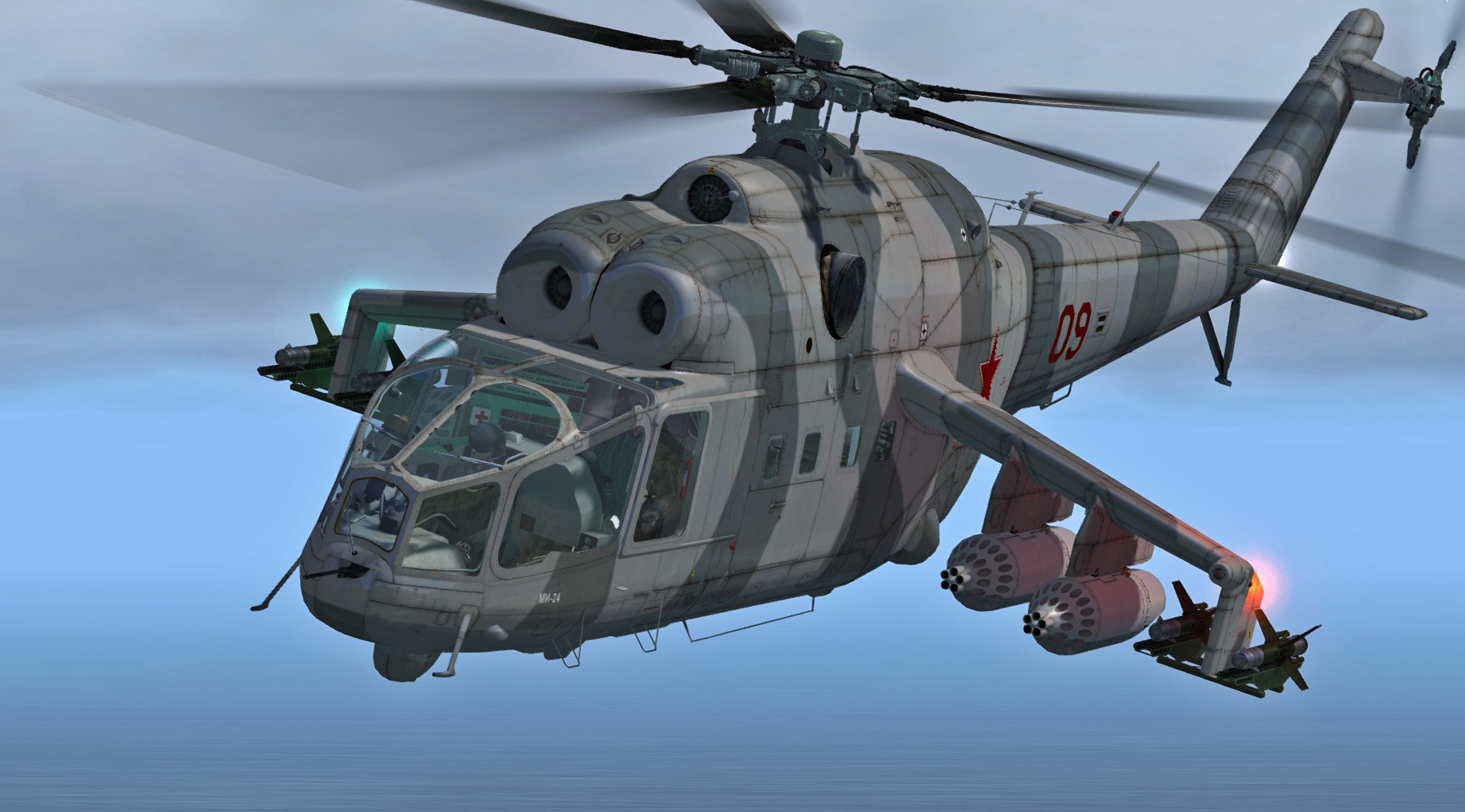 P3dv4 Helicopters