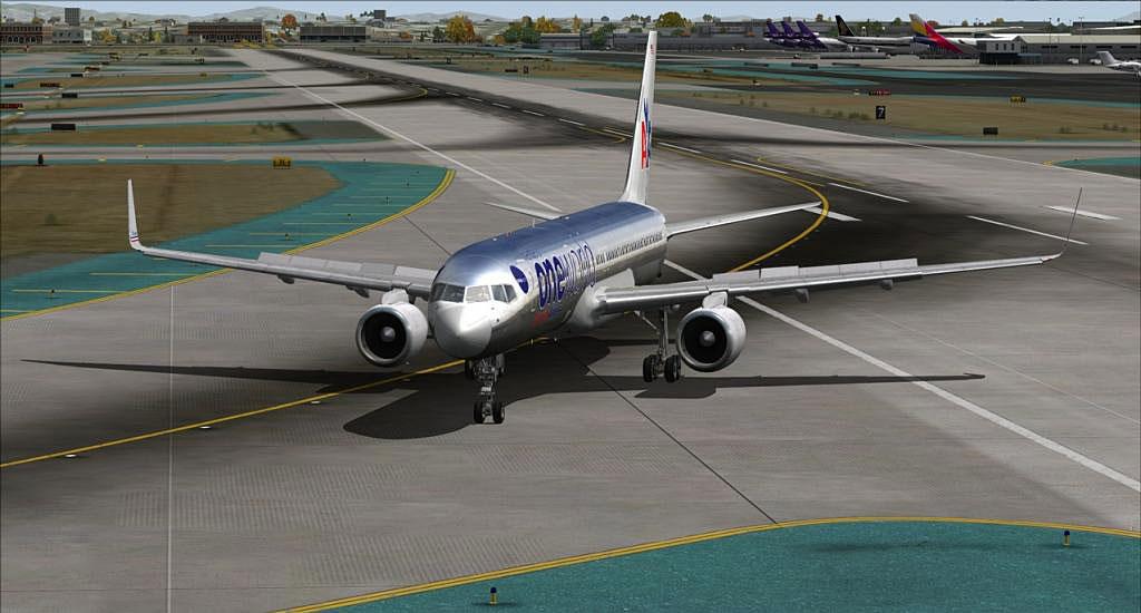 Los Angeles International Airport (KLAX)