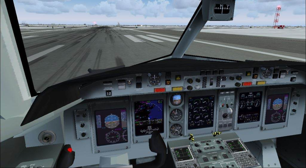 majestic dash 8 q400 manual