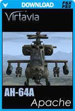 Virtavia AH-64A Apache (Download) - PC Aviator Australia