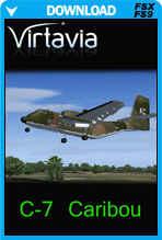 De Havilland DHC-4 (C-7) Caribou (FSX/FS2004)