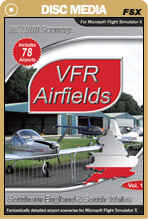VFR Airfields Volume 1 - Southern England & South Wales