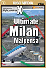 Ultimate Milan Malpensa for FSX