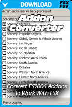 FlightSimTools: Addon Converter X(Download) - PC Aviator