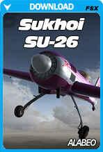 Alabeo SUKHOI SU-26 (FSX/FSX:SE/P3D)