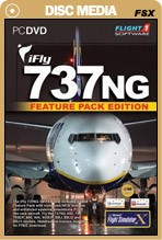 iFly 737NG Feature Pack Edition