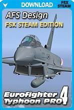 Eurofighter Typhoon Professional 4 for FSX Steam Edition