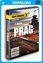 Mega Airport Prag (FSX+FSX:SE+P3D)