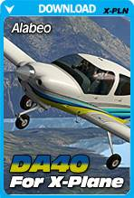 Alabeo DA40 for X-Plane 10