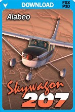 Alabeo Skywagon 207 HD Series (FSX/FSX:SE/P3Dv2-v4)
