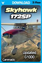 Carenado C172SP Skyhawk (X-Plane 11)