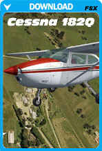Carenado Cessna 182 Q Standard & Long Range Version FSX