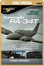 General Aviation Aircraft Collection: PA-34T Seneca II