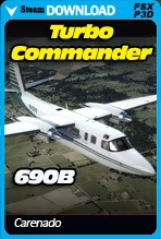 Carenado 690B Turbo Commander (FSX/FSX:SE/P3D)