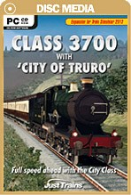 Class 3700 'City of Truro' for TS2013