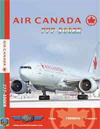 Just Planes DVD - Air Canada 777-300ER