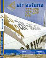 Just Planes DVD - Air Astana