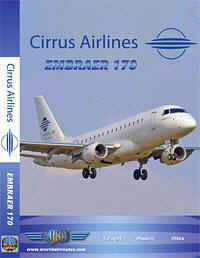 Just Planes DVD - Cirrus Airlines E170