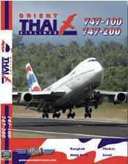 Just Planes DVD - Orient Thai