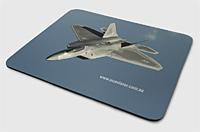 Mouse Pad - F22 Raptor