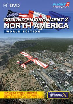 Ground Environment X North America World Edition
