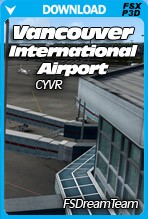 Vancouver International Airport (CYVR)