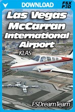 Las Vegas McCarran International Airport (KLAS)