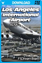 Los Angeles International Airport (KLAX)
