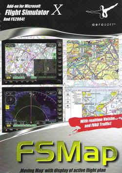 Aerosoft GmBH - FSMap - PC Aviator Australia