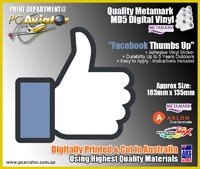Facebook Thumbs Up Sticker