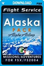 Flight Service - Alaska Pack