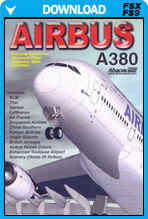 Fly the Airbus A380 Version 2 (Download) - PC Aviator Australia