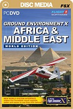 Ground Environment X Africa/Middle East World Edition