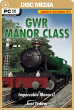 GWR Manor Class Addon for TS2013