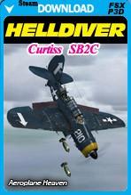 Aeroplane Heaven SB2C Helldiver (FSX/FSX:SE/P3D)