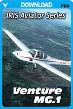 IRIS - Aviator Series - Venture MG.1 (FSX)