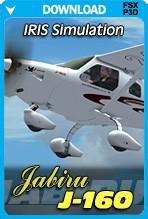 IRIS Simulations Aviator Series Jabiru J160 (FSX+P3D)