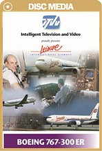ITVV DVD - B767-300ER Leisure International Airways