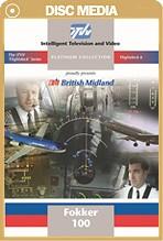 ITVV DVD - Fokker 100