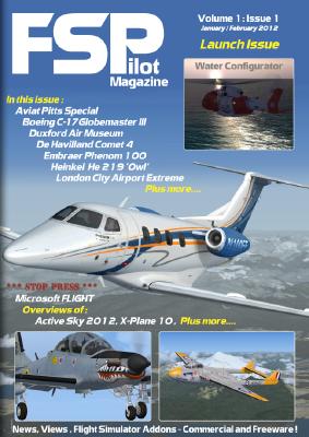 FSPilot Magazine Issue 1 (Download)